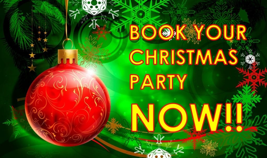 book-your-christmas-party-now