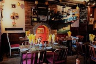croydon restaurant